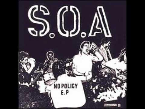 State Of Alert SOA  Draw Blank