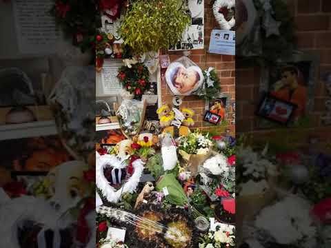 George michael Goring tributes 2