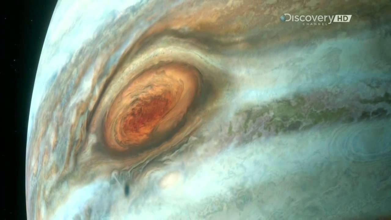 Бури Юпитера