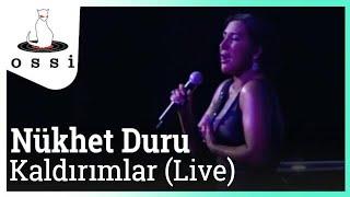 Nükhet Duru - Kaldırımlar   Live