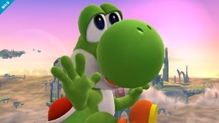 Top 10 Most Hype Yoshi Plays - Super Smash Bros for Wii U
