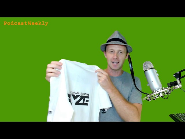 Shirts Ready & Prioritizing Clients | Podcast Weekly