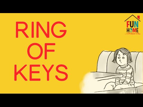 Fun Home - Ring of Keys LYRICS