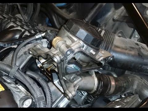 BMW 5 Series F10 - Oil Filter Housing Gasket Replacement N55 DIY