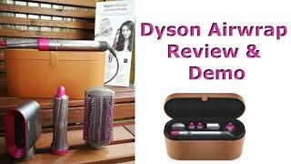 Dyson Airwrap Dimostrazione (ITA)