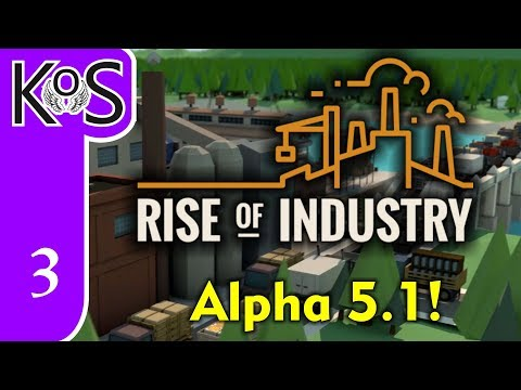 Rise of Industry Veteran Ep 3: TRAIPSING ALONG THE BEACH IN SUMMER CLOTHES - Alpha 5.1/Hard Mode