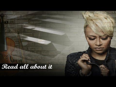Emeli Sande - Read All about it Part 3 (Piano & cello music karaoke | instrumental)
