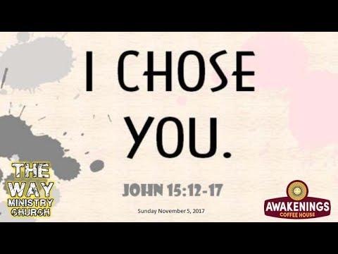Joh 15 12-17