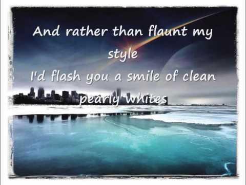 Dental care lyrics!