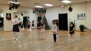 Ballet Dance Class - Winter performance