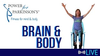 Power for Parkinson's Friday Brain & Body - Live Streaming Day 145