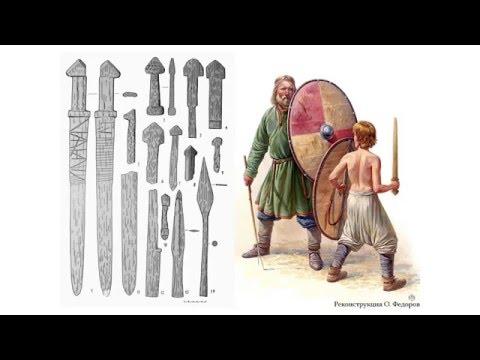 Военное дело на Руси [ #к_традиции ] конец IX – начала XI ...