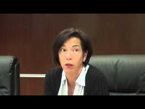 2013 UDC Law Review Symposium - Prof. Clare Pastore