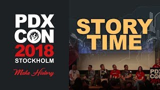 Stories from the Frontlines of Game Development - PDXCON 2018
