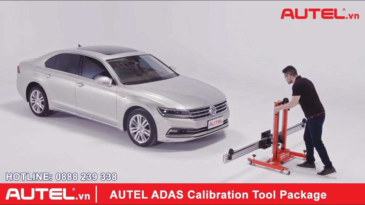 AUTEL ADAS Calibration Tool Package 2018 - AUTEL vn