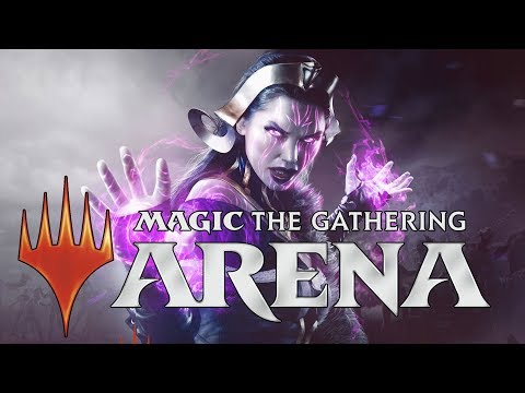 Magic The Gathering: Arena - Tutorial For Complete Beginners! - Ep 1 [Sponsored]