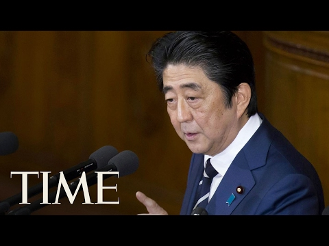 President Trump And Prime Minister Abe News Conference | TIME