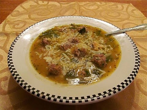 Galui's Italian Wedding Soup