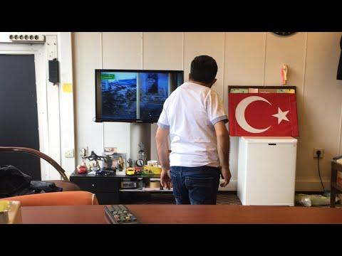Köksal Baba 20 Gün Sonra Trabzon'da