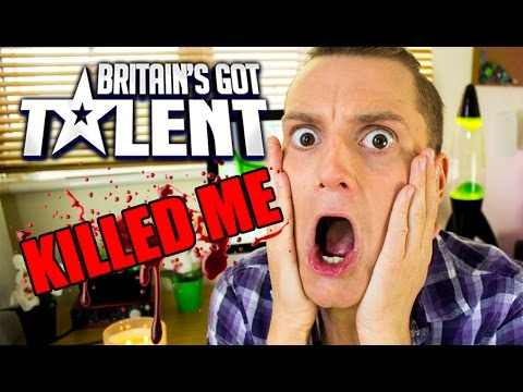 Exposing Britain's Got Talent - Philip Green