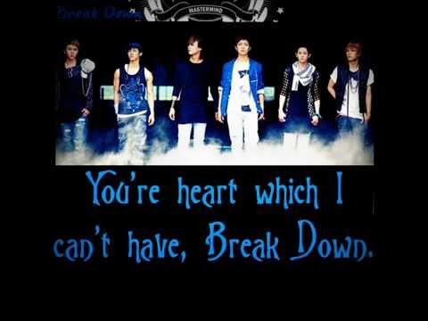 Beast/B2ST- Break Down (Eng Sub) mp3