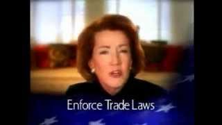 "Elizabeth Dole U.S. Senate 2002 ""Mill"""