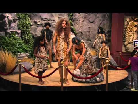 K.C. A tini kém - Prehistoric Statues. Csak a Disney Csatornán!
