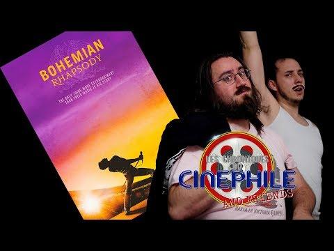Les chroniques du cinéphile - Bohemian Rhapsody feat Matthieu Hague