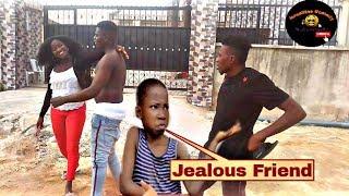 Jealous friend (Mark Angel Comedy) (Episode 209)