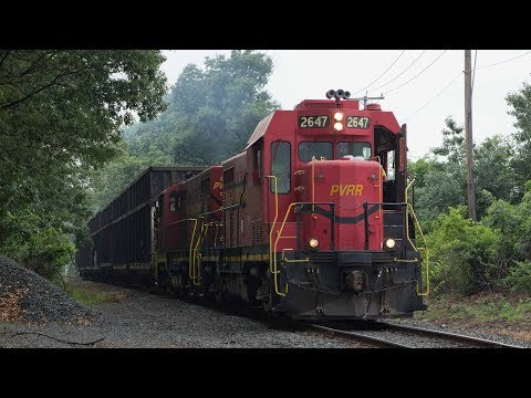 Pioneer Valley Railroad, 7-11-17