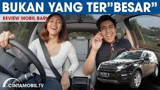 Land Rover Discovery Sport 2.0 HSE | Jess Amalia20 Coba Off-road Land Rover Termurah | CintamobilTV