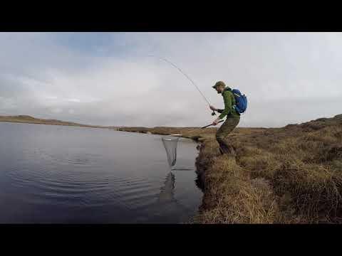 Shetland Fly Fishing Maggie Blacks 2018