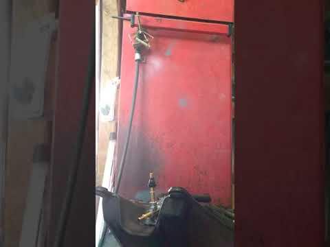 Ltr450 fuel pressure regulator test.
