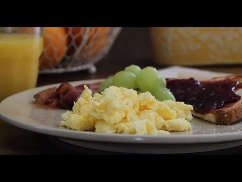 Scrambled Eggs Done Right | Egg Recipe | Allrecipes.com