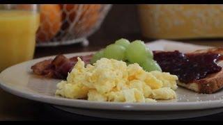 Egg Recipe - Scrambled Eggs Done Right