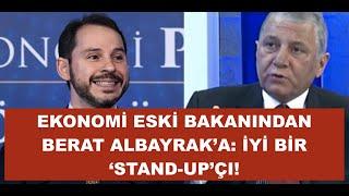 """""""İYİ BİR 'STAND-UP'ÇI, KÖTÜ BİR EKONOMİST"""""""