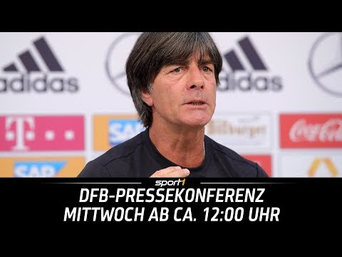ReLIVE  | DFB-Pressekonferenz | Spezial zur WM-Analyse | 29.08. | SPORT1