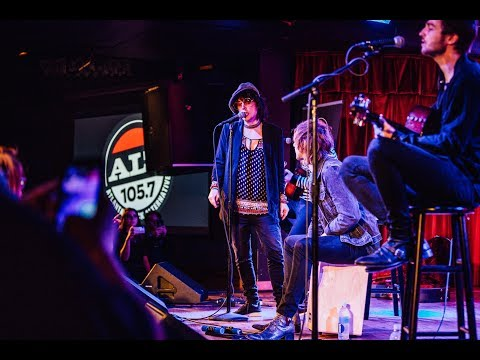 Mike Jones - WATCH: ALT 105.7 Presents The Struts ALT'Clusive Performance At City Winery