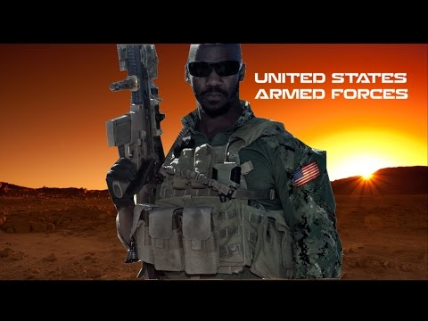 """United States Armed Forces ✪""""The World's Greatest Nation""""✪ 2017 •4K"""