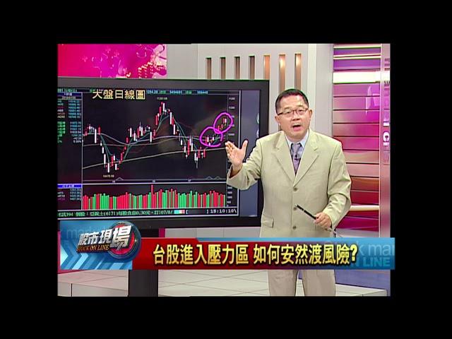 股市現場*鄭明娟20180730-1【美財報驚喜包+台股壓力來襲 9月升息機率50% 8/15半年報】(連乾文)