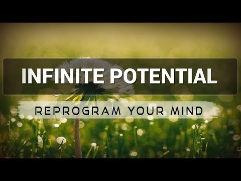 Infinite Potential affirmations mp3 music audio - Law of attraction - Hypnosis - Subliminal
