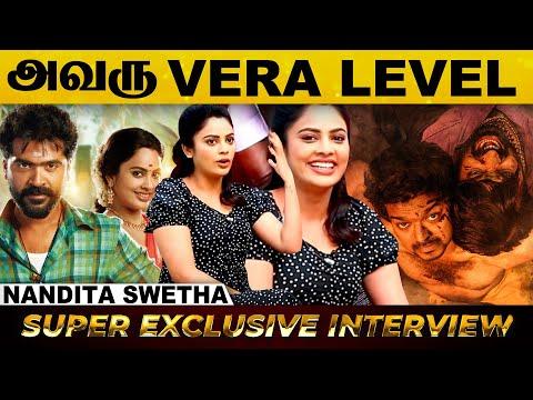 விஜய் Sir பெரிய Artist.., கிட்ட போக கூடாதுல இல்ல - Exclusive Interview With Nanditha..! | Kabadadari