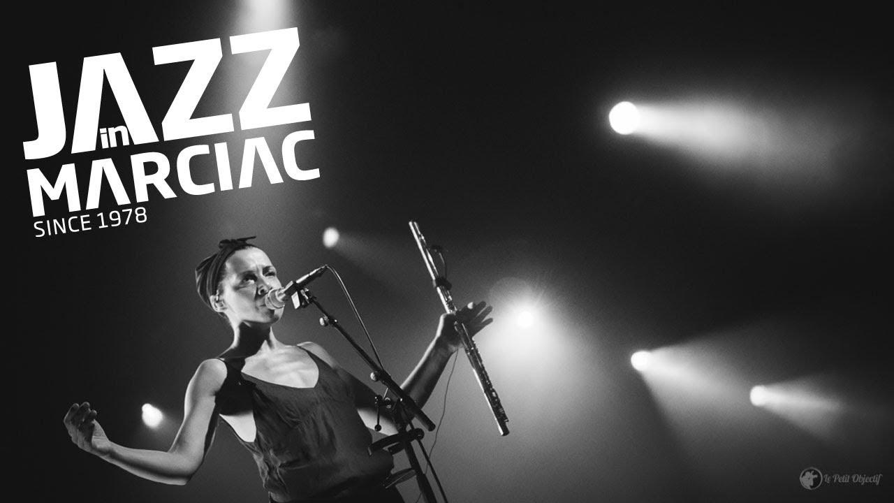 "Melanie De Biasio ""Afro Blue"" @Jazz_in_Marciac 2018"
