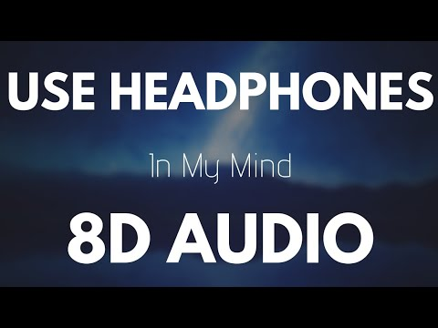 Dynoro & Gigi D'Agostino -  In My Mind 8D AUDIO