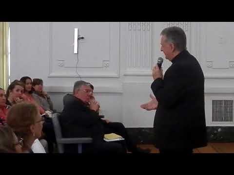 Monseñor Ariel Torrado Mosconi resalta las actividades del Obispo Alfredo Alfredo Zecca