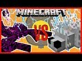 Minecraft - OVERLORD SCORPION VS JEFFEREY, MOBZILLA, THE KING AND OMEGA FISH TITAN!!!!