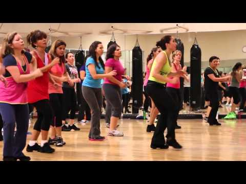 Marc Anthony - Vivir Mi Vida - Zumba Sandra Videos De Viajes