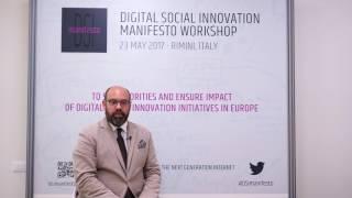Social Innovators for the Next Generation Internet - Eugenio Festa, Il Palloncino Rosso