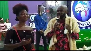 Prophetic Sunday with chief | As he preaches the world of God comically (Chief Imo Comedy)