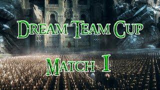 Dream Team Cup - Kranich vs Microwirdsiegen Match 1 -  Schlacht um Mittelerde Edain Mod